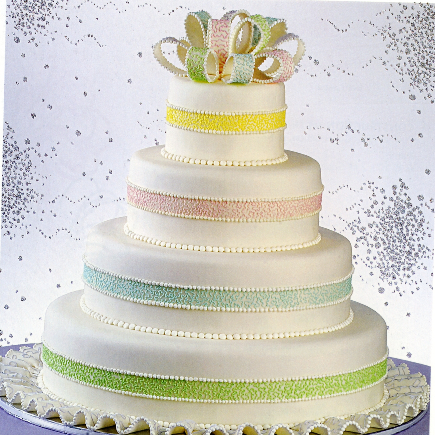 Special Occasion And Wedding Cakes